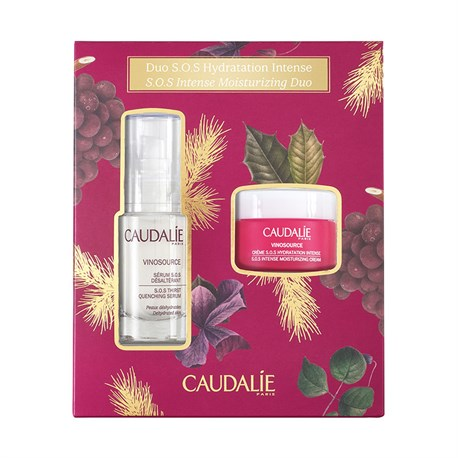Caudalie Vinosource Duo S.O.S Hydratation SET